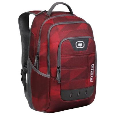 Рюкзак OGIO Operative 17 Envelop Red 111076.327