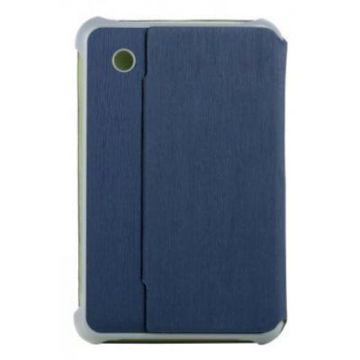 Чехол Samsung для Tab 2 7.0/P31xx с защитной пленкой (синий) F-MCLT066KBL