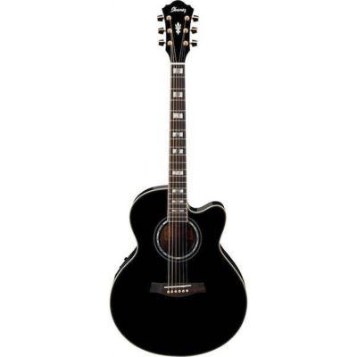 Электроакустическая гитара Ibanez AEL30SE BLACK