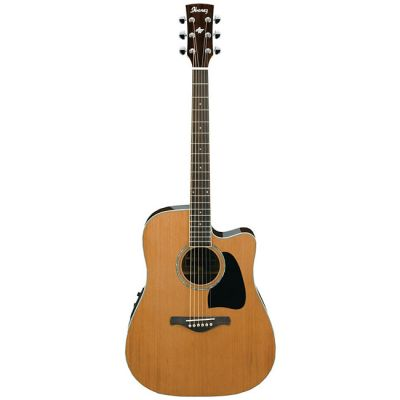 Электроакустическая гитара Ibanez AW370ECE-NT