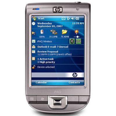 Смартфон, HP iPAQ 114