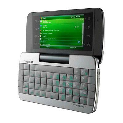 Смартфон, Toshiba Portege G910