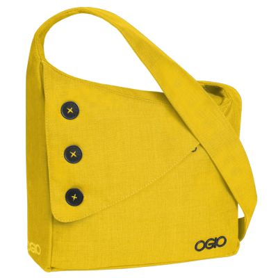 ����� OGIO Brooklyn Purse Yellow 114007.15