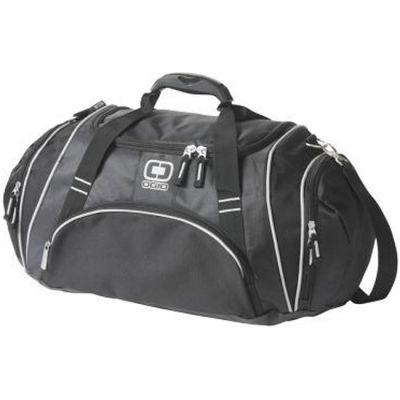 ����� OGIO Crunch Duffel Black E108085.03