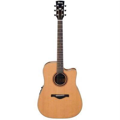 Электроакустическая гитара Ibanez AW250ECE-LG