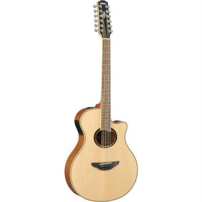 Электроакустическая гитара Yamaha APX700II 12 NATURAL