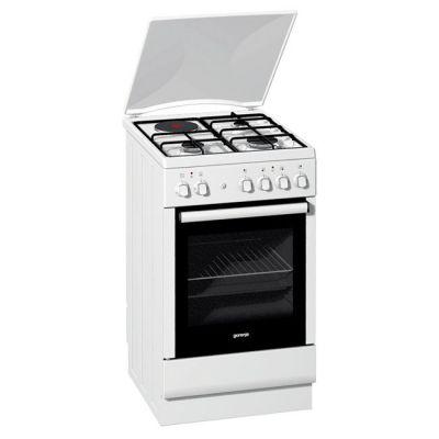 Комбинированная плита Gorenje KN 52160 AW1