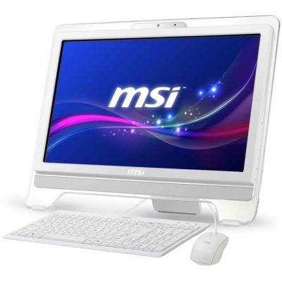 Моноблок MSI Wind Top AE2081G-024RU White 9S6-AA5912-024