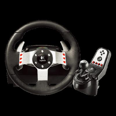 Logitech Руль G27 Racing Wheel 941-000092