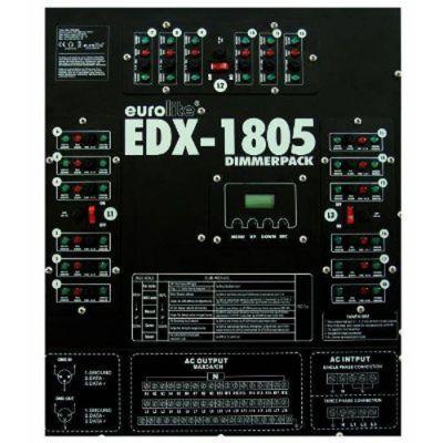 Eurolite Диммер на 18-каналов EDX1805
