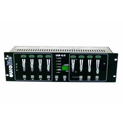Eurolite Пульт-диммер 4-канальный LCD-4/S