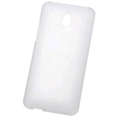 HTC клип-кейс для HTC One mini Hard Shell (HC C852) (в комплекте 2 защитные пленки)