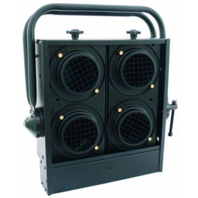 Eurolite Светильник Audience Blinder 4xPAR-36 black