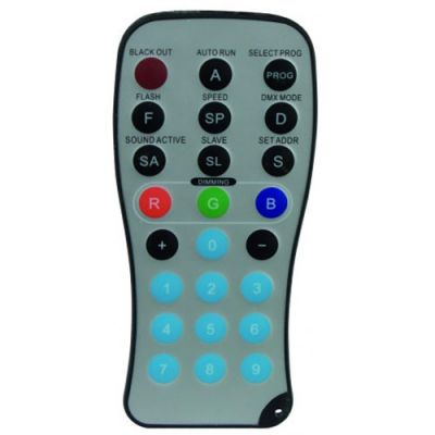 Eurolite Пульт ДУ IR remote for LED outdoor