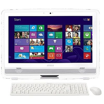 Моноблок MSI Wind Top AE2282G-022RU white 9S6-AC7C12-022