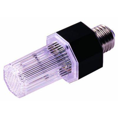 Eurolite Стробоскоп-лампа E-27 белый
