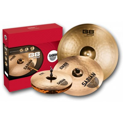 Комплект тарелок SABIAN B8 Pro Performance Set