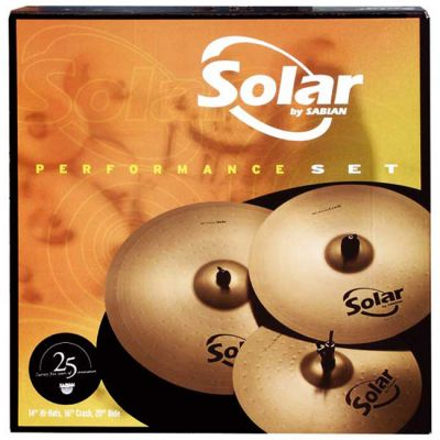 �������� ������� SABIAN SOLAR Performance set