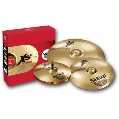 Комплект тарелок SABIAN Xs20 Performance Set