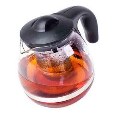 Электрический чайник Rolsen TCG-500B черный