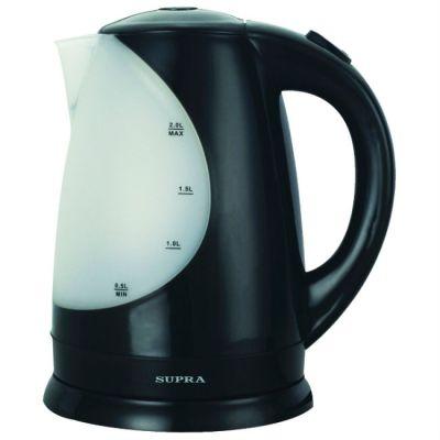 Электрический чайник Supra KES-1709 black