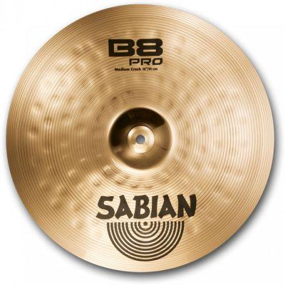 "Тарелка SABIAN 16"" B8 Pro Medium Crash"