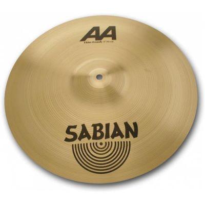 """������� SABIAN 16"""" Thin Crash AA Br"""
