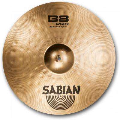 """������� SABIAN 18"""" B8 Pro Medium Crash"""