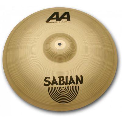 """������� SABIAN 19"""" MEDIUM THIN CRASH AA"""