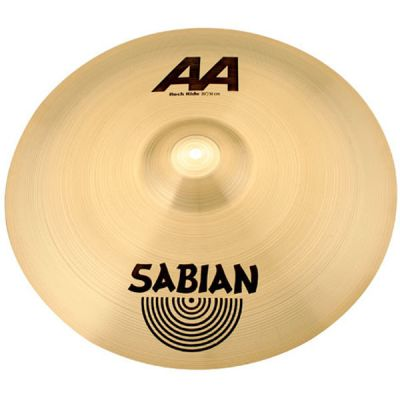 "Тарелка SABIAN 20"" AA Rock Crash Br"