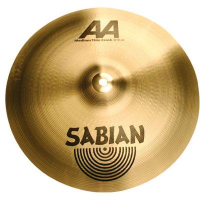 """������� SABIAN AA 16"""" MEDIUM THIN CRASH BR"""