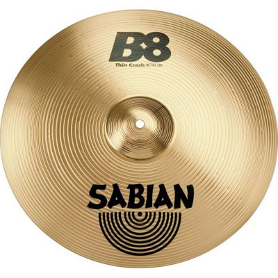 "Тарелка SABIAN B8 14""Thin Crash"