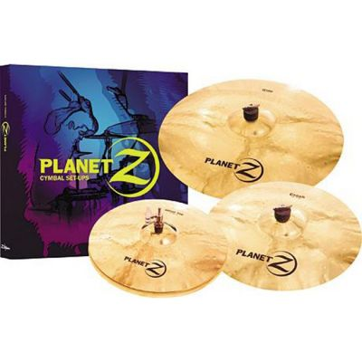 Комплект тарелок Zildjian Planet Z PACK PZ4PK