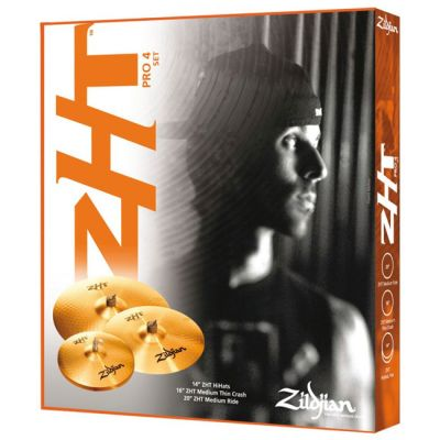 Комплект тарелок Zildjian PRO 2009 PROMO BOX SET ZHTP4P-9