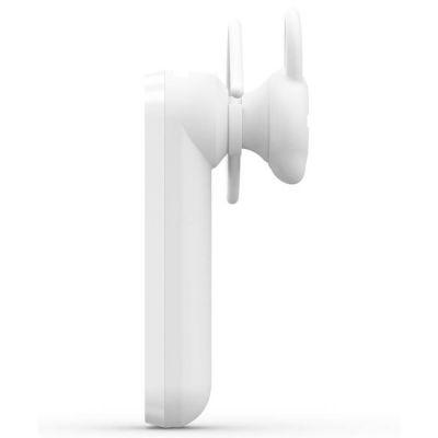 Гарнитура Sony MBH10 White + автомобильное зарядное устройство AN400