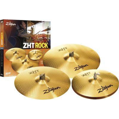 Комплект тарелок Zildjian ZHT Rock 4 PACK ZHTR4P