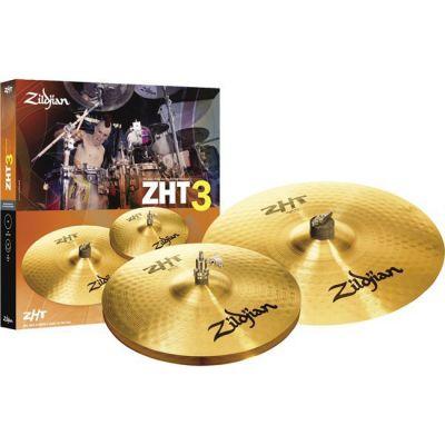 Комплект тарелок Zildjian ZHT STARTER 3 PACK ZHTS3P