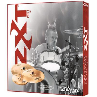 �������� ������� Zildjian ZXT PRO CYMBAL SET UP 4 PACK ZXTP4P