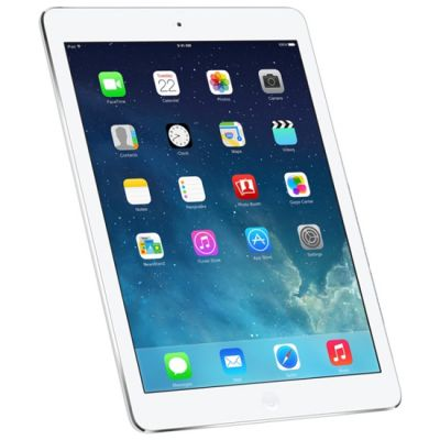 Планшет Apple iPad Air 32Gb Wi-Fi (Silver) MD789RU/A
