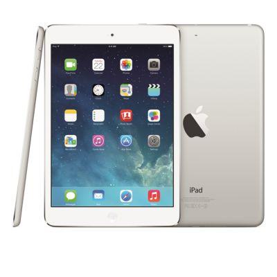 Планшет Apple iPad mini Retina 128GB Wi-Fi (Silver) ME860RU/A