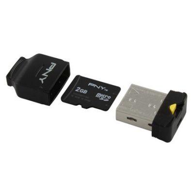 ��������� PNY microSD card reader