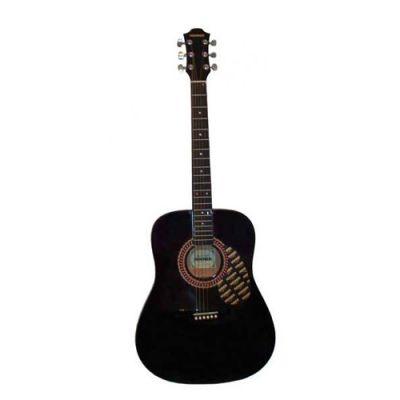 Акустическая гитара Hohner HW 220 TBK