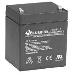Аккумулятор B.B. Battery BP 5-12 (12V; 5 Ah) BB-BP12/5
