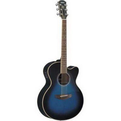 Акустическая гитара Hohner HW 300 Transp. blue