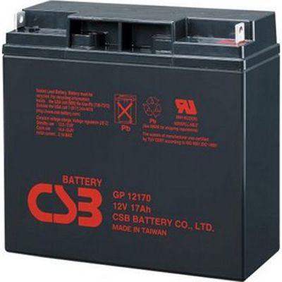 Аккумулятор CSB GP 12170 (12V 17Ah) CSB-GP12/17
