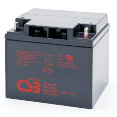 Аккумулятор CSB GP 12400 (12V 40 Ah) CSB-GP12/40