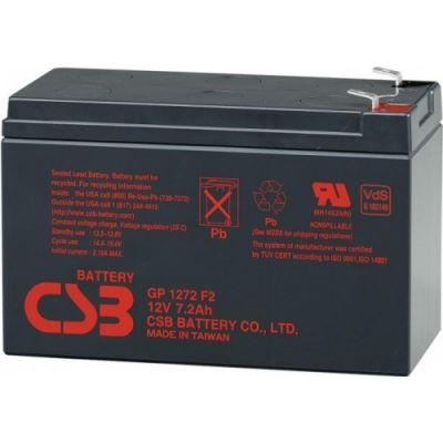Аккумулятор CSB GP 1272 (12V 7.2Ah) CSB-GP12/7.2
