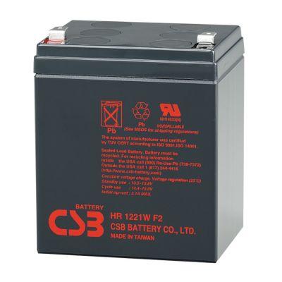 Аккумулятор CSB HR 1221W (12V 5Ah) CSB-HR12/5