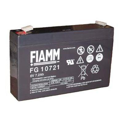 Аккумулятор Fiamm FG 10721 (6V 7.2Ah) FI-FG6/7.2