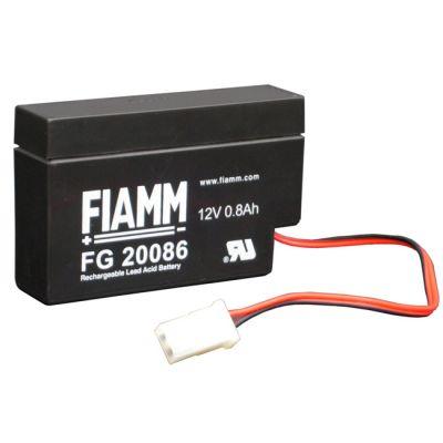 Аккумулятор Fiamm FG 20086 (12V 0.8Ah) FI-FG12/0.8